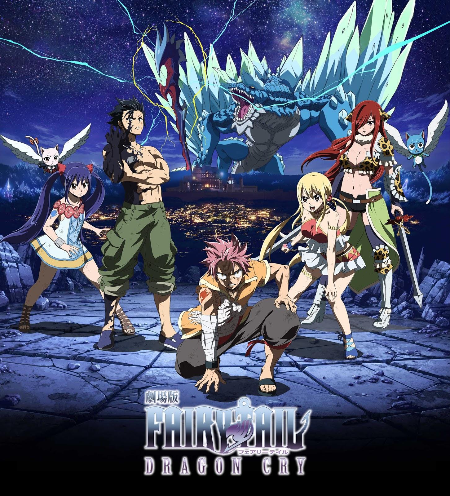 Fairy Tail Dragon Cry Full Movie Ger Sub