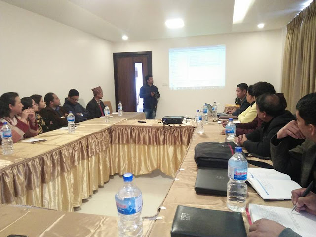 meetings in nepal