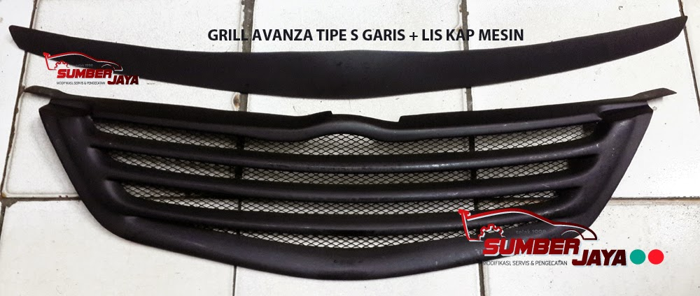 grill jaring grand new avanza bumper depan veloz sumber jaya: jual untuk berbagai mobil!