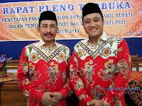 Haryanto Optimis Menang Lawan Kotak Kosong pada Pilkada Pati 2017