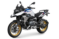 BMW R 1250 GS Rallye (2019) Front Side