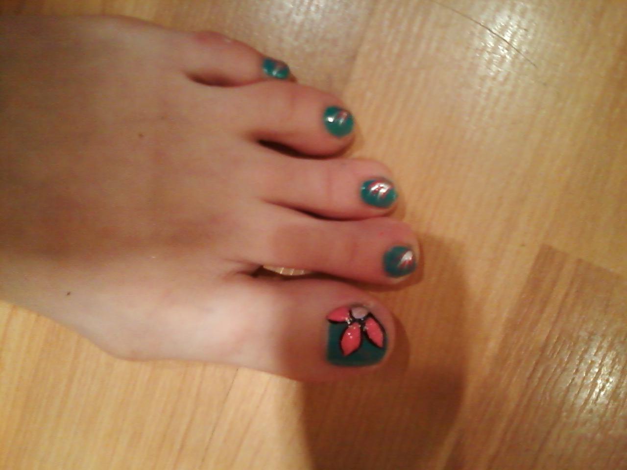 Summer Toe Nail Designs Pccala