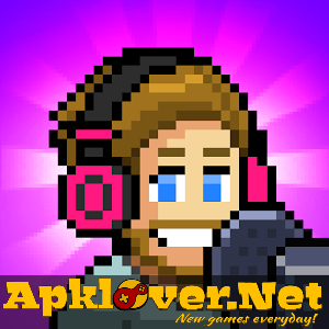 PewDiePie Tuber Simulator MOD APK unlimited money