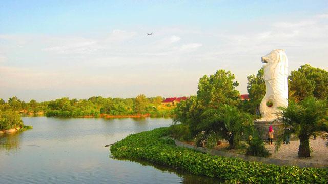 Danau Kota Citra