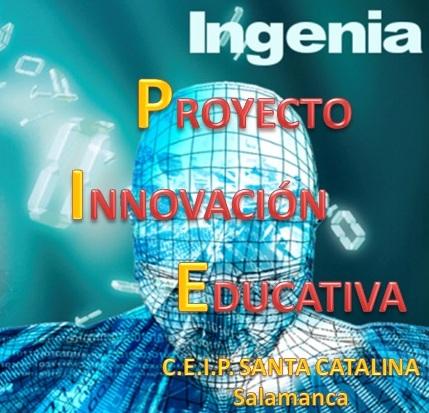 Resultado de imagen de logotipo proyecto ingenia educacion castilla y leon