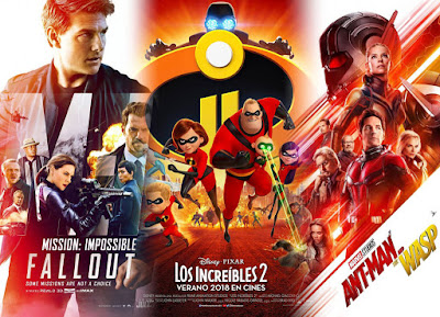 Resultado de imagen de estrenos verano 2018 cine