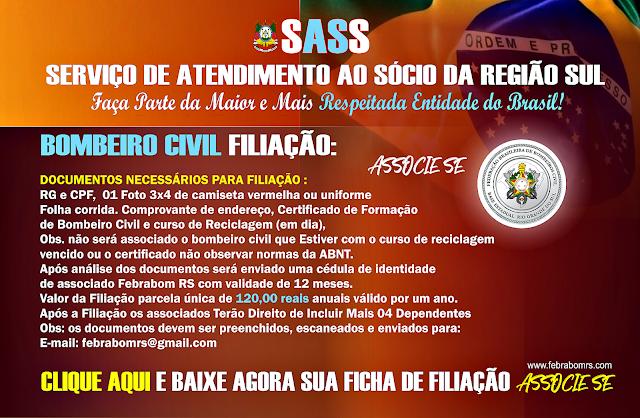FICHA FILIAÇÃO PESSOA FISICA