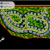 مخطط تهيئة حضارية لمجموعة منازل 2 اوتوكاد dwg