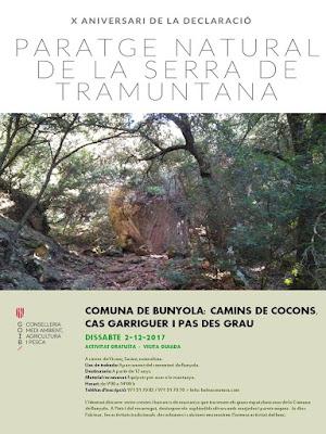 Actividades Cas Garriguer Balears Natura