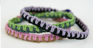 Easy DIY Macrame Friendship Bracelets