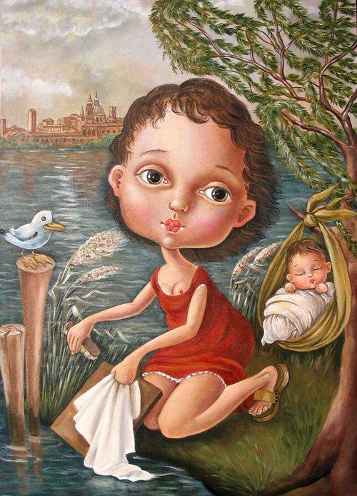 Pittura e scultura Mariarita+Brunazzi++(15)