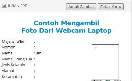 source kode php mysql