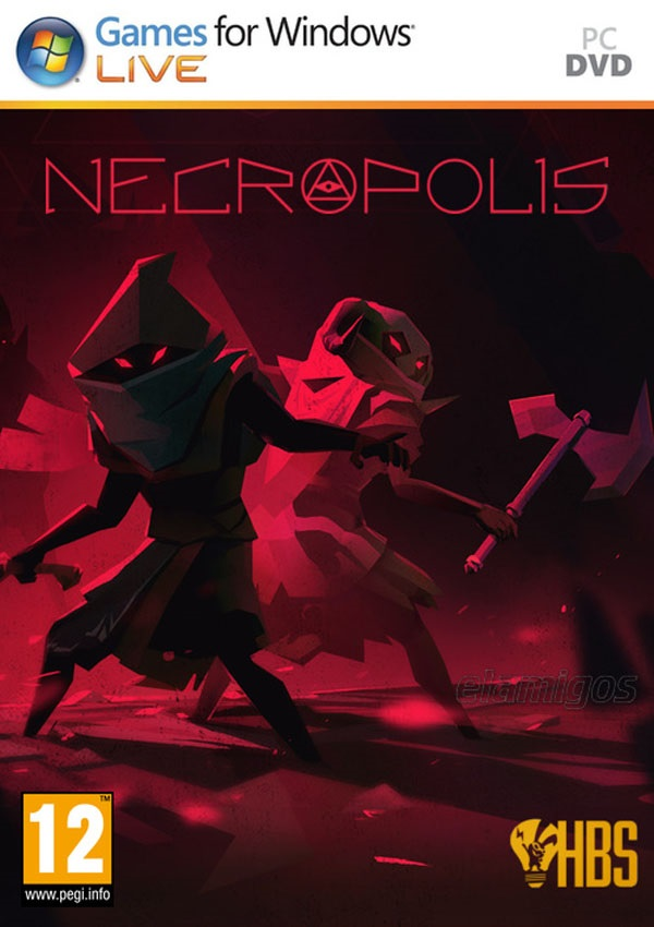 Necropolis Download Cover Free Game