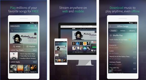 Android app gratis musik