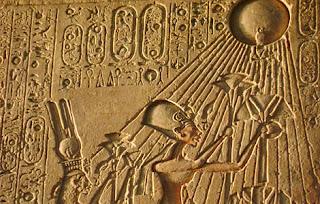 Aton e Akhenaten