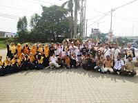 Wow...Ribuan Kader PKS Sumut Gelar Flashmob Sepanjang 50 KM