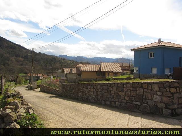 Casas en Bodé, Parres