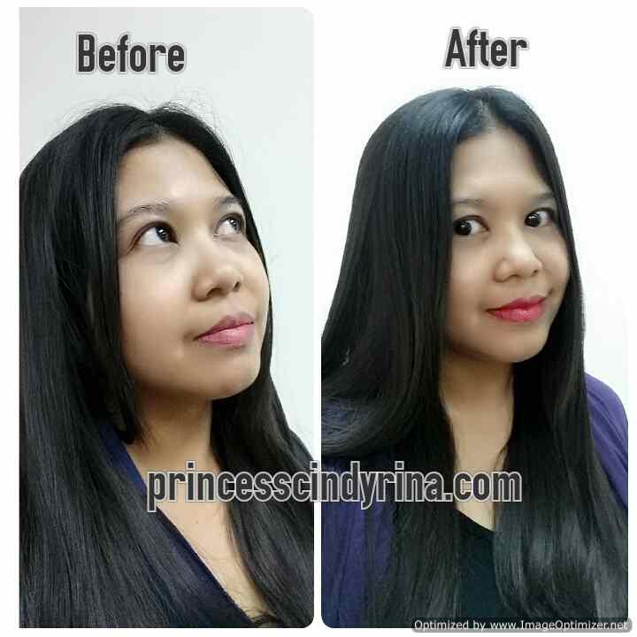 Different Between Rebonding And Keratin Treatment Princess Cindyrina