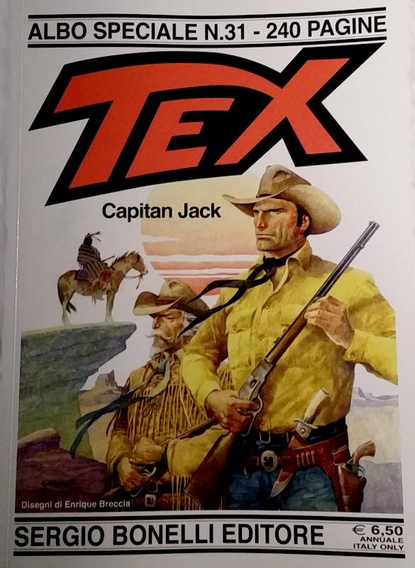 Capitan Jack Texone giugno 2016