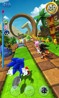 Sonic Forces: Speed ​​Battle v0.0.5