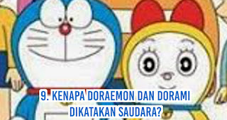 Kenapa Doraemon Dan Dorami Dikatakan Saudara?