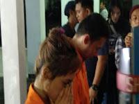 Raport Merah Artis FTV, Artis Safitri Triesjaya Ditangkap Narkoba Gara-Gara Driver Gojek