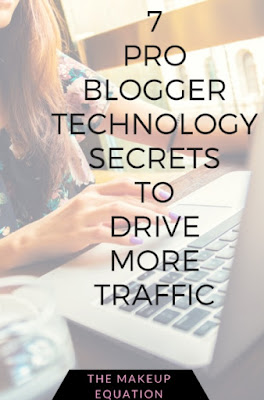 7 Pro Blogger Technology Secrets tO Drive More Traffic To Your Blog