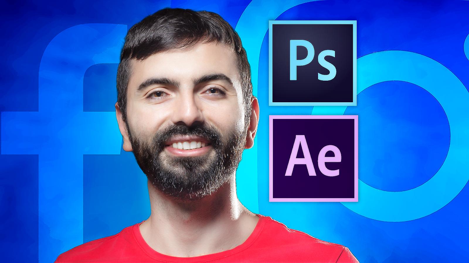 Reklam ve Dijital Pazarlama için Tasarım ve Animasyon Kursu