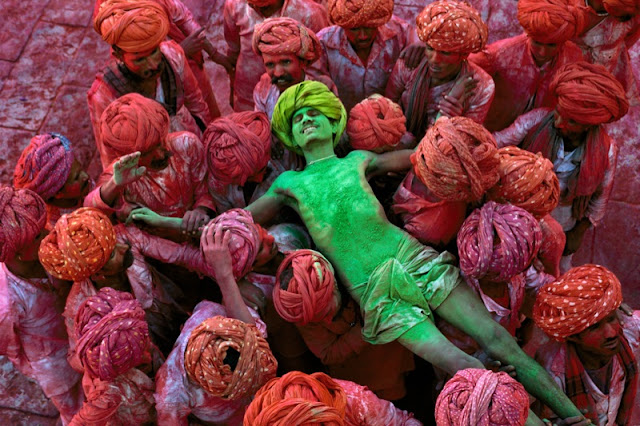 Happy Holi Wallpapers in Rajasthani