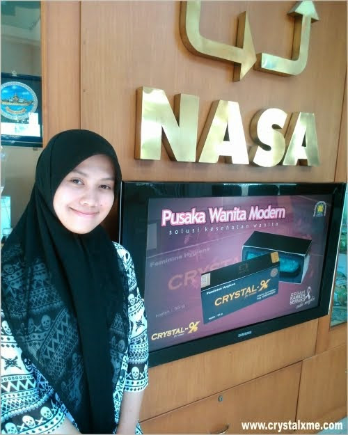 Crystal X Nasa From Natural Nusantara (English) | DISTRIBUTOR PT. NATURAL NUSANTARA  (YOGYAKARTA)