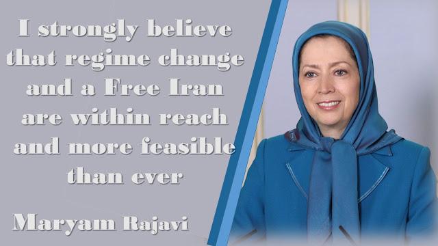 MaryamRajavi-Regimechange