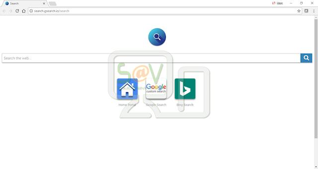 Search.gsearch.io (Hijacker)