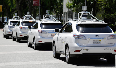 demerits of self driving cars