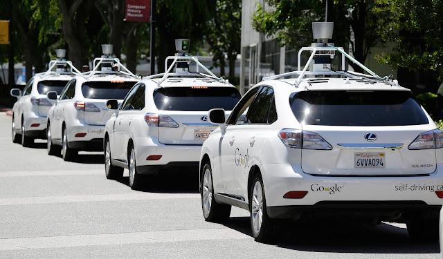 demerits of self driving cars