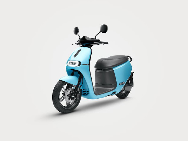 Gogoro's introduce electric scooter Gogoro 2 scooter price and specification