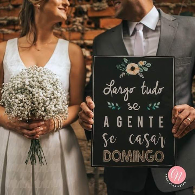 Casamento no domingo