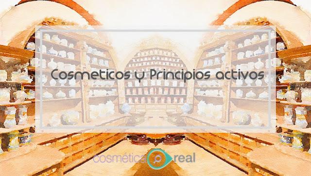 Cosmeticos y Principios Activos