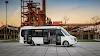 El Mercedes Benz Sprinter City 75 fue reconocido como el minibus del año
