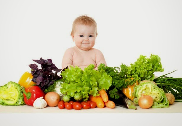 Seputar Makanan dan Gizi untuk Anak Usia 4 - 5 Tahun