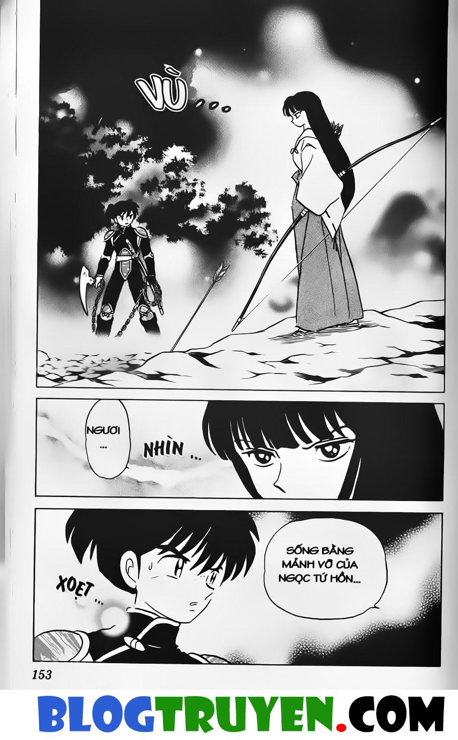 Inuyasha vol 34.9 trang 5