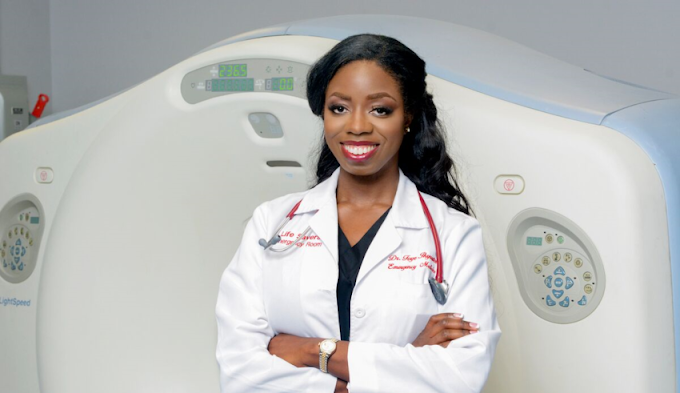 Youngest Nigerian doctor to open free standing emergency room in Houston