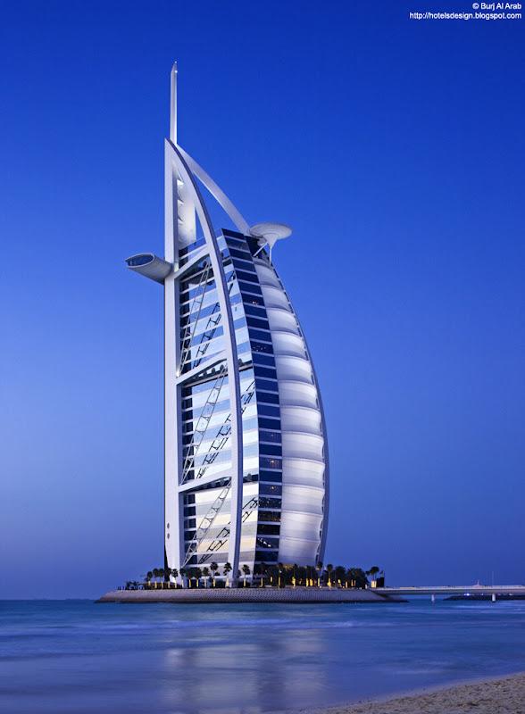Les plus beaux hotels design du monde h tel burj al arab - Les plus beaux plafonds du monde ...