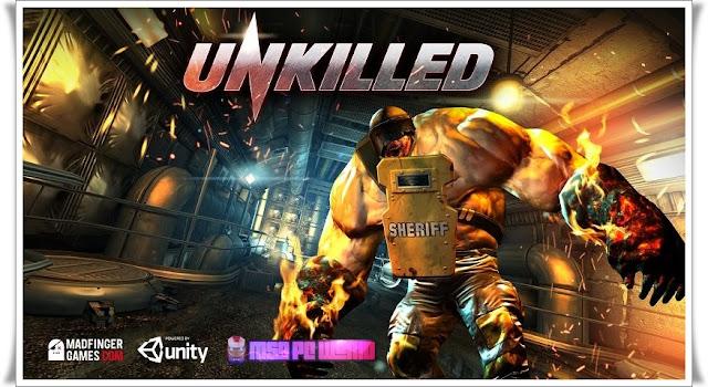 unkilled-zombie-survival-mod-apk-logo