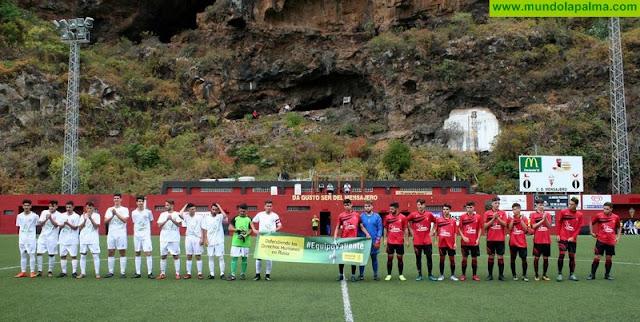 """Los equipos de fútbol de la categoría juvenil 'a', """"C.D. Mensajero"""" y """"U.D. Orotava"""", se solidarizan con los defensores y defensoras de derechos humanos en Rusia"""