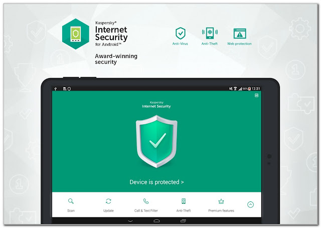 anti virus terbaik Kaspersky Mobile Antivirus