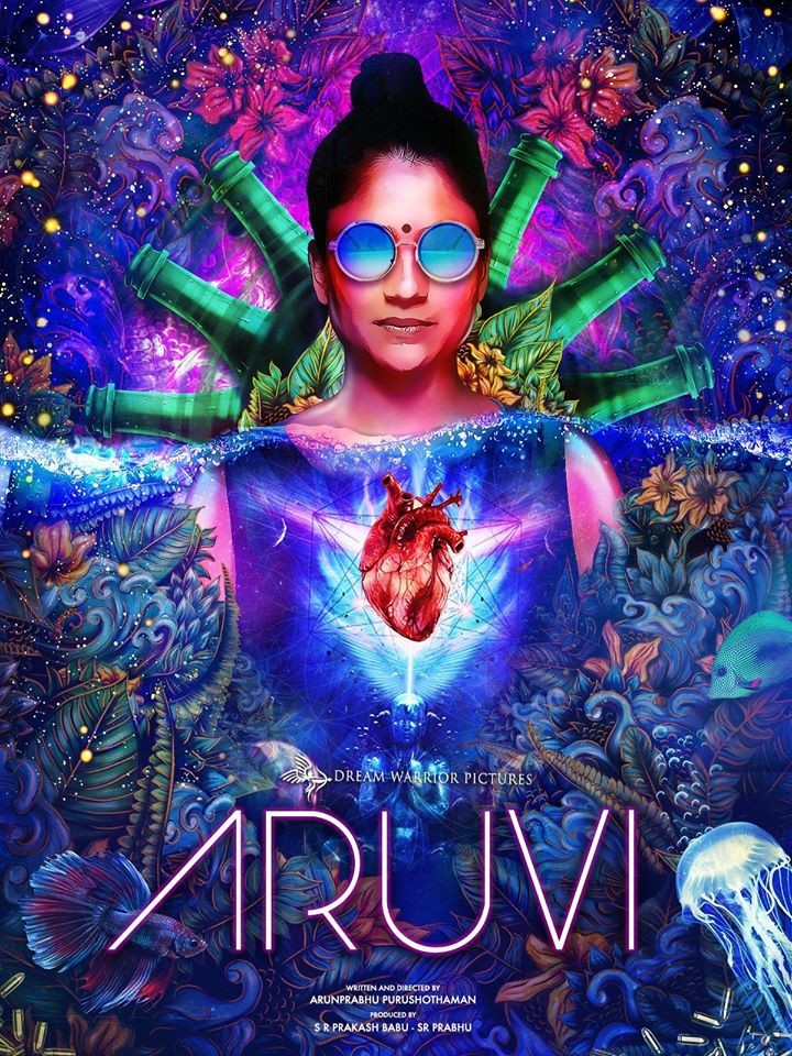 Aruvi (2020) Hindi Dubbed 720p HDRip 1.1GB