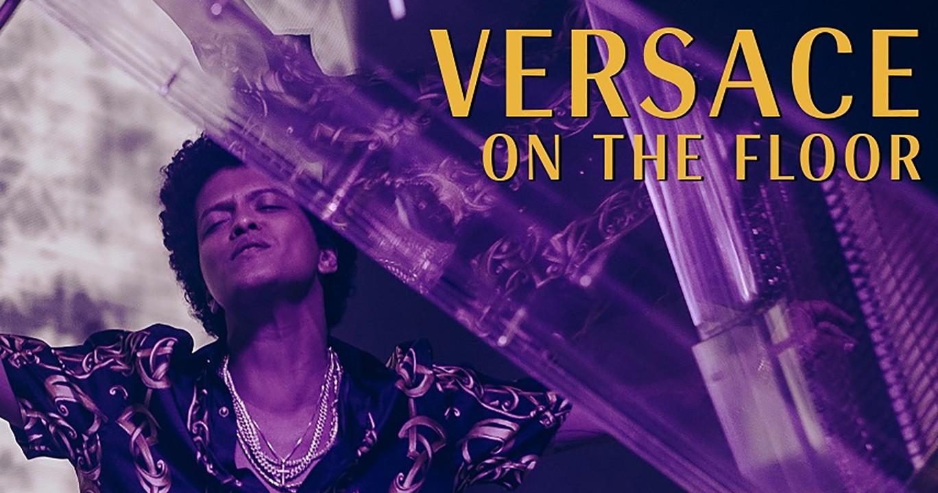 Arti Terjemahan Lirik Lagu Bruno Mars - Versace on the Floor
