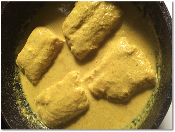 Cooking with amy a food blog curry halibut recipe and giveaway curry halibut recipe and giveaway forumfinder Images