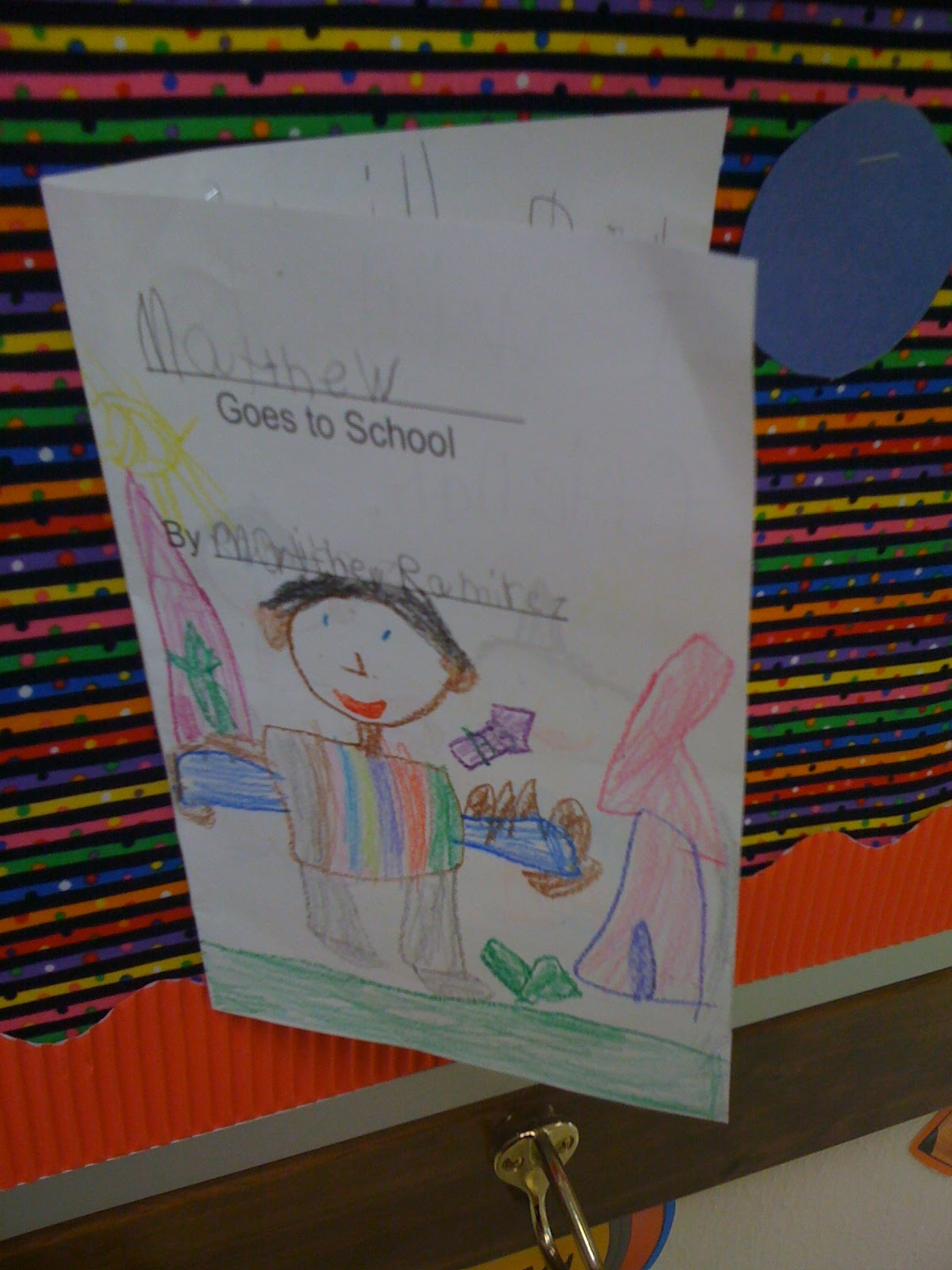 Bishop S Blackboard An Elementary Education Blog David Goes To School