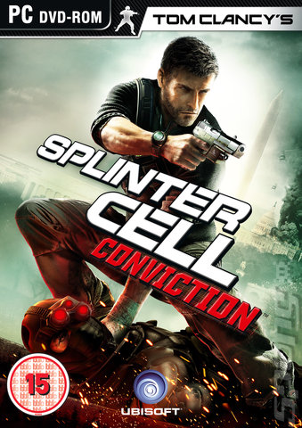Games Collection Splinter Cell Conviction Pc Game Dlc Nosteam